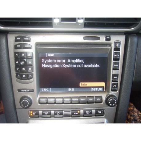 Réparation PCM ou DVD Nav